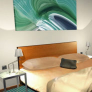 Cotswold Water Park Hotel – Indigo Art Ltd