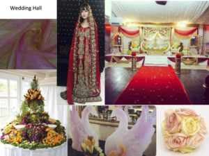 WEDDING HALL Dressing